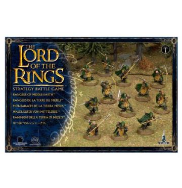 Games Workshop Warhammer The Lord Of The Rings Rangers Of Middle Earth 04-09